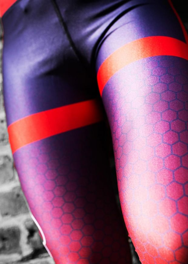 Norway Track Tights