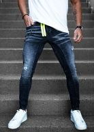 LGND Chained & Repaired Jeans Black Wash
