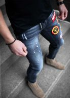 ICON Jeans Black Wash